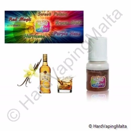 Brown-Wolf-(Rum,-Vanilla-&-Special-Guest)---Liquid-Fruity-LOP-HARD-vaping---10ml